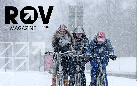 ROV-ZH Magazine cover december 2015