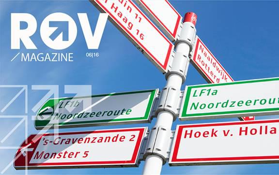 ROV-ZH Magazine cover juni 2016